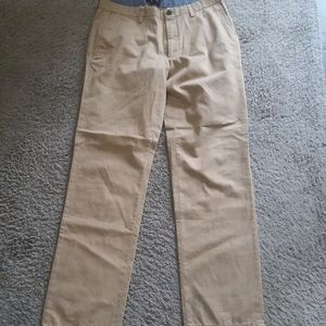 Banana Republic Chinos Camel